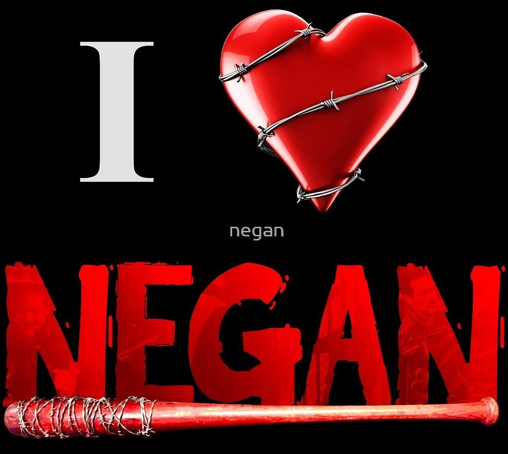 I <3 Negan by negan