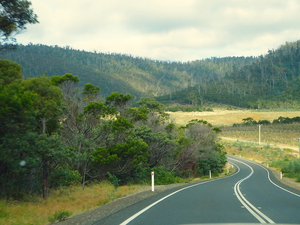 Great Eastern Drive Tasmania by jayview