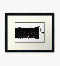 No anchor Framed Print