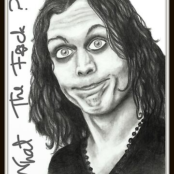 What the F*ck ? Ville Valo by PsychoLunatic