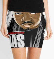 Hip Hop On A Higher Level :  N#ggaz With Attitude Mini Skirt