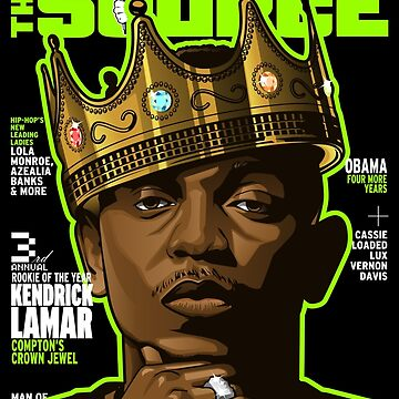 Kendrick : The Good, The Bad & The Ugly by salju17