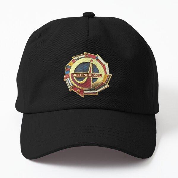 Interkosmos Cosmonaut  Dad Hat