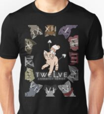 Twelve: May & the Vessels (Clock Version) Unisex T-Shirt