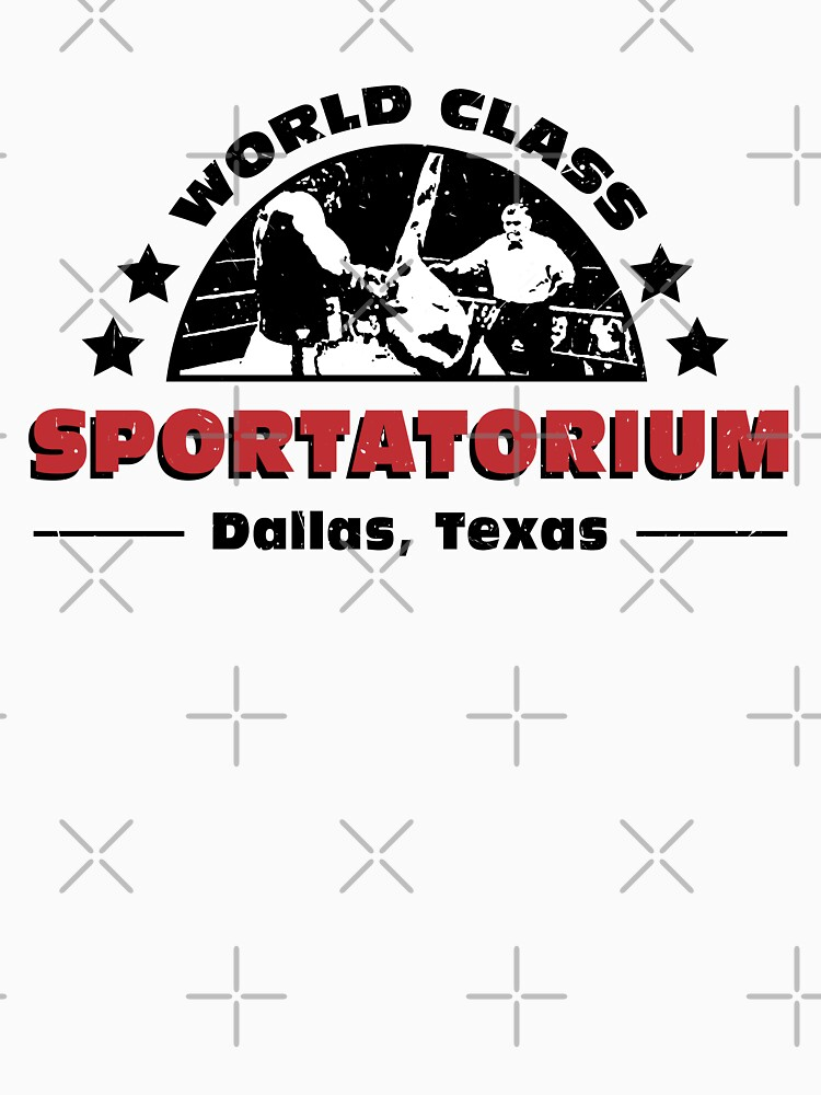World Class Sportatorium | Unisex T-Shirt