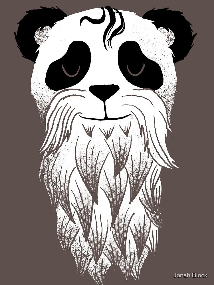 TShirtGifter presents: Panda Beard | Unisex T-Shirt