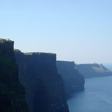 Cliffs of Moher by DMTormey