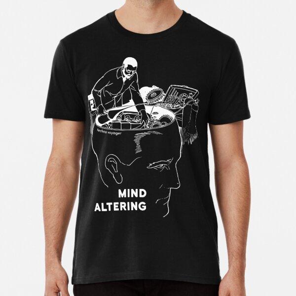 Mind Altering x White Premium T-Shirt