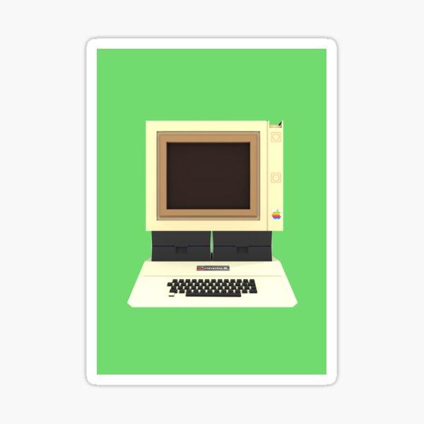 Apple II Sticker