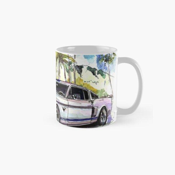 Ford Mustang Art Tasse (Standard)