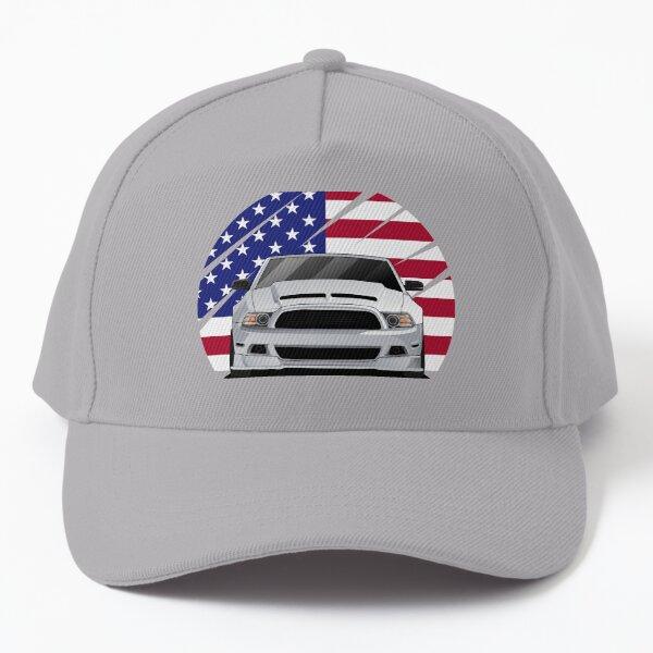 Mustang USA Baseball Cap