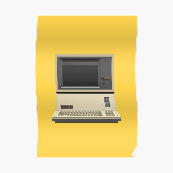 Apple III Poster