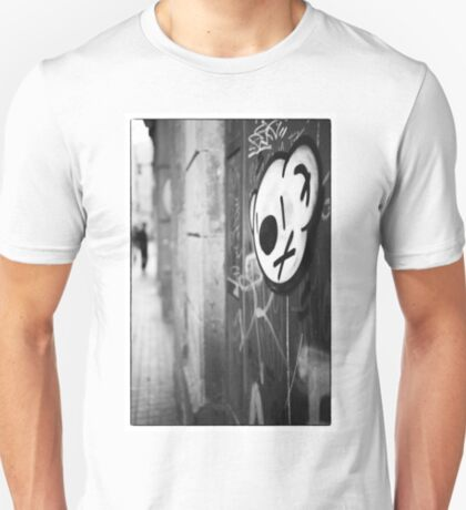 Say Nothin' BW T-Shirt