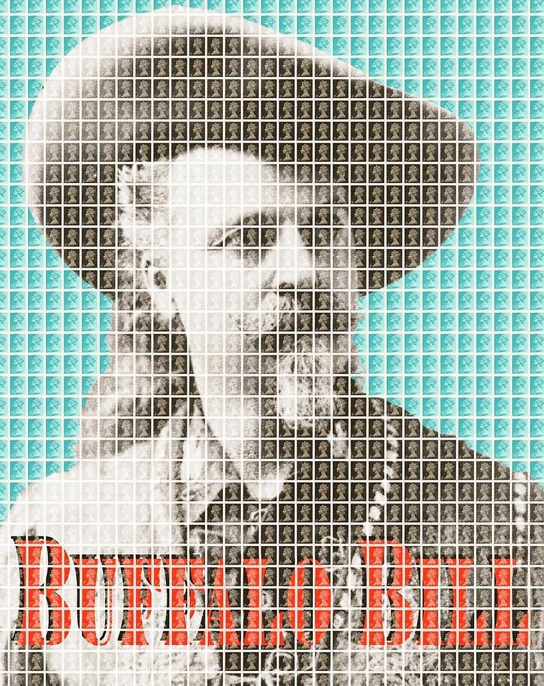 I Wish I Was A Wild West Hero by Gary Hogben