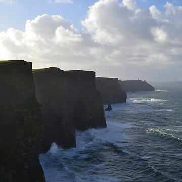 Amazing Cliffs of Moher by DMTormey