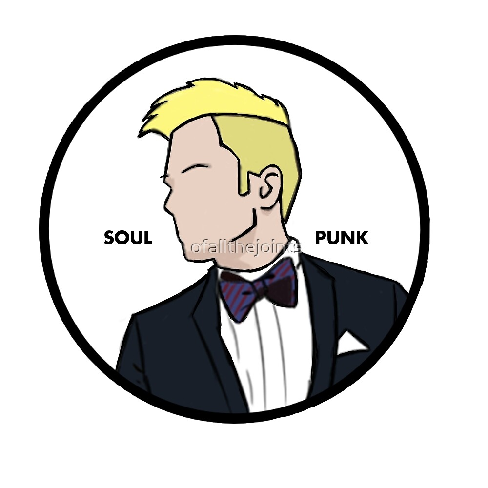More soul More Punk by ofallthejoints