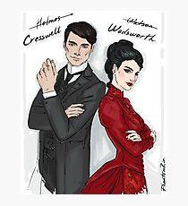 Cresswell & Wadsworth Photographic Print