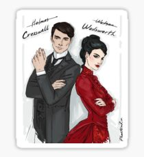 Cresswell & Wadsworth Sticker