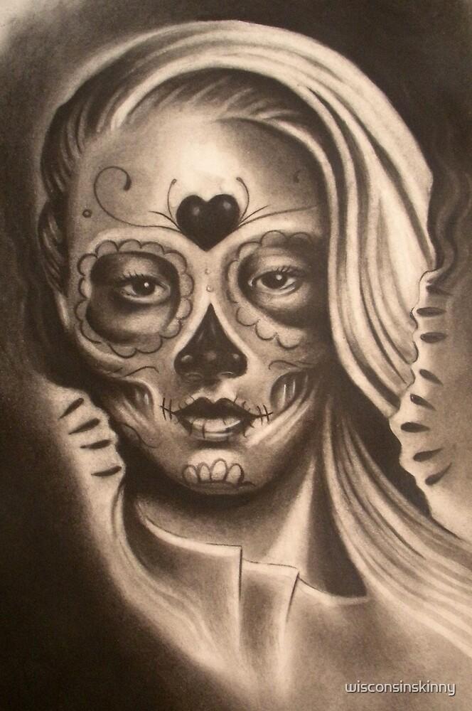 Day of the Dead Girl by wisconsinskinny