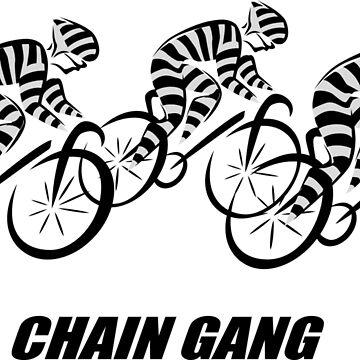 Chain Gang by JoeBike