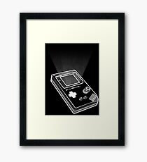 Gameboy 2 Framed Print