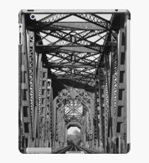 Richmond Texas Rail Road Bridge iPad Case/Skin