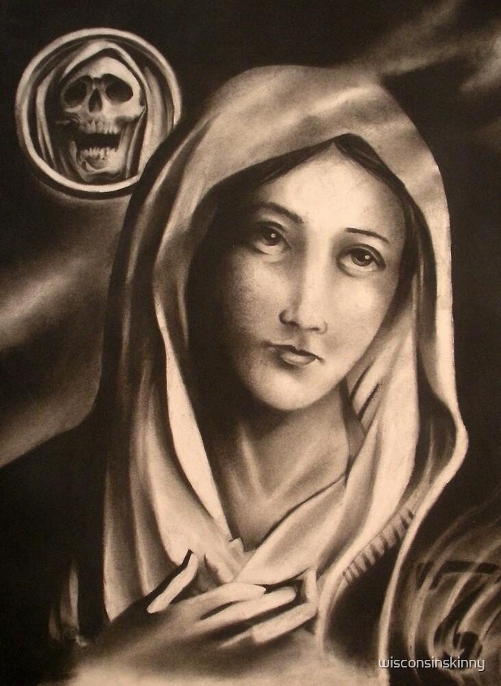 Virgin Mary by wisconsinskinny