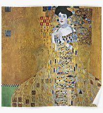 Gustav Klimt - Adele  Poster