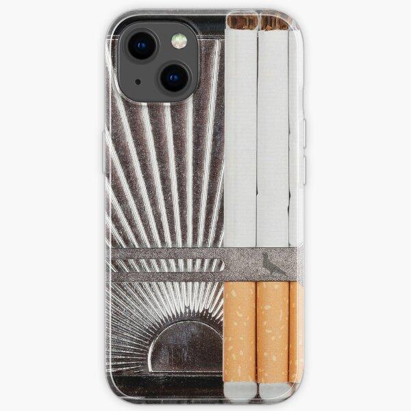 Zigarettenschachtel iPhone Flexible Hülle