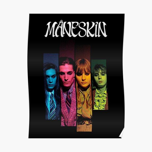 MANESKIN Måneskin Poster
