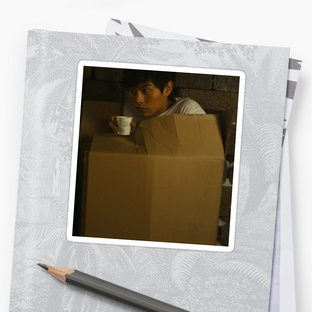 Min Ki Box by batteryafter