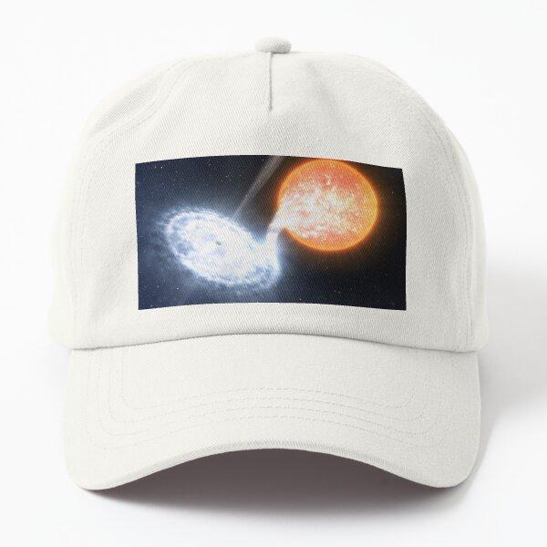 Artist's Impression of a Black Hole Dad Hat