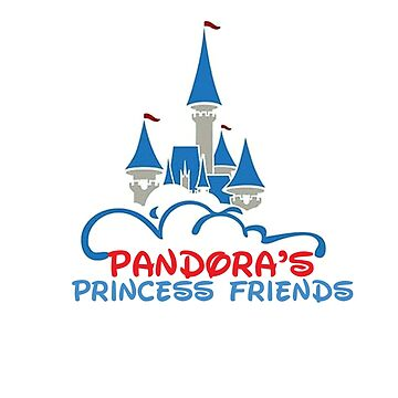 Pandora's Princess Friends by slenderseekers
