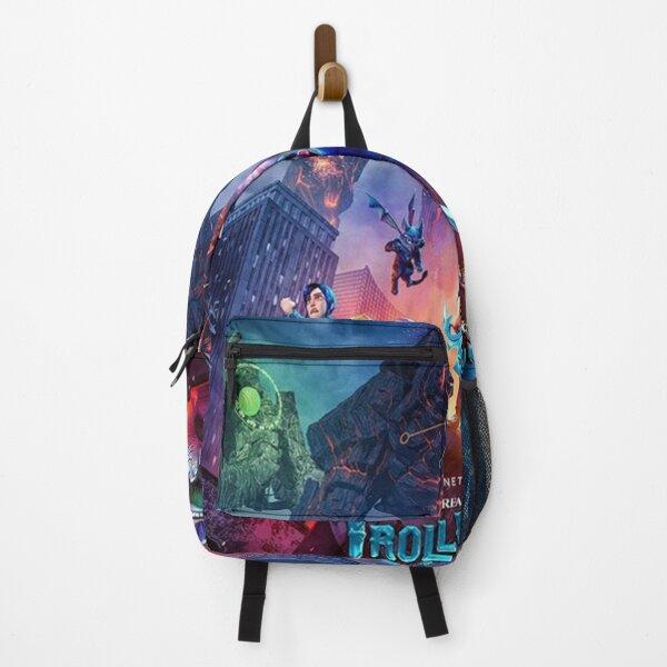 Troll Hunters Movie Backpack