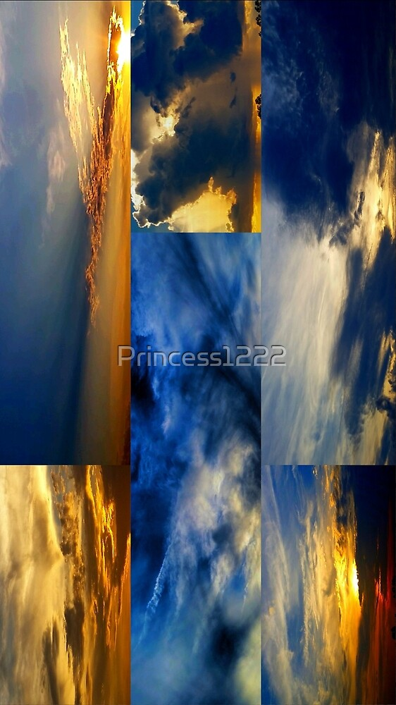Sideways Sunsets by Princess1222