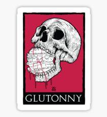 7SINS - GLUTONNY Sticker