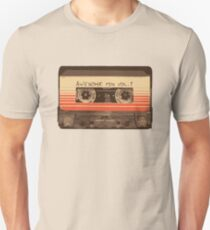Galaktischer Soundtrack Slim Fit T-Shirt