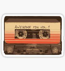 Galaktischer Soundtrack Sticker
