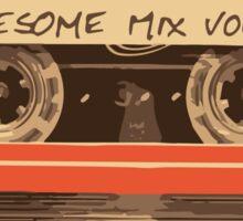 Galactic Soundtrack Sticker