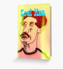 Soul Man Greeting Card