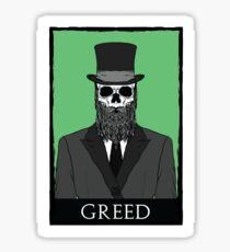 7SINS - GREED Sticker