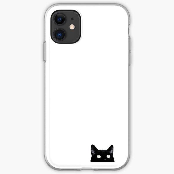 Katze iPhone Flexible Hülle