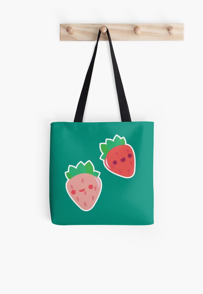 Strawberry Sweets by illuminia