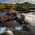 Coladoir River, early morning. Isle of Mull. Scotland. by PhotosEcosse