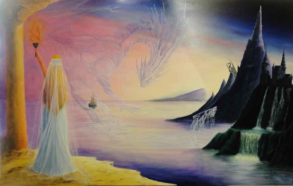 a bit of fantasy by vilaverde