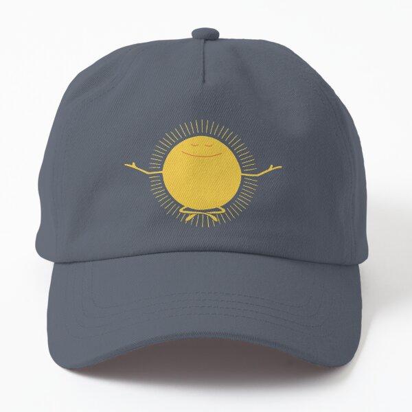 Sun Worshipper Dad Hat