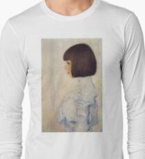 Gustav Klimt - Portrait Of Helene Klimt Long Sleeve T-Shirt