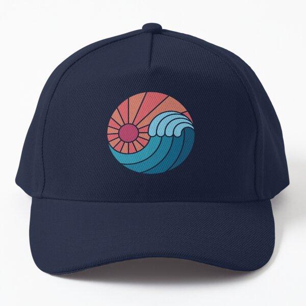 Sun & Sea Baseball Cap