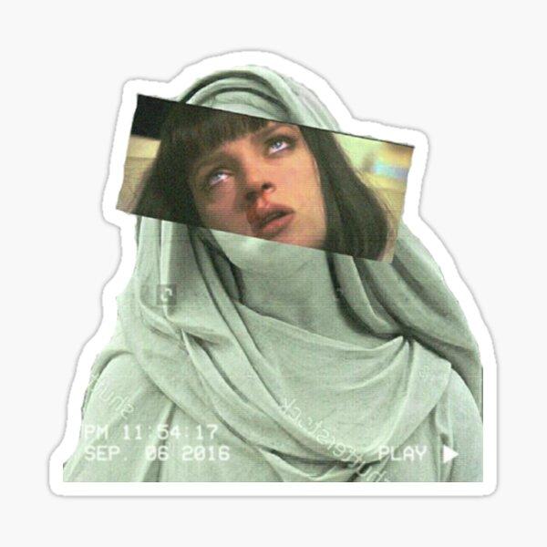 M I A    W A L L A C E Sticker