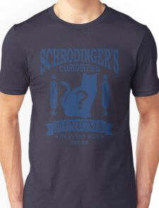 Schrodinger's Cat - Quantum Mechanics Paradox Geek Unisex T-Shirt